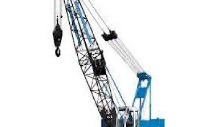 rental crawler crane